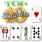 Top 10 Solitaire игра