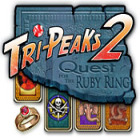 Tri-Peaks 2: Quest for the Ruby Ring игра