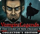 Vampire Legends: The Count of New Orleans Collector's Edition игра