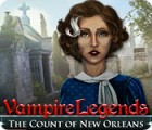 Vampire Legends: The Count of New Orleans игра