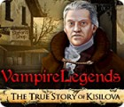 Vampire Legends: The True Story of Kisilova игра