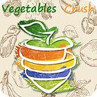 Vegetable Crush игра
