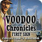 Voodoo Chronicles: The First Sign Collector's Edition игра