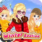 Winter Besties Dress Up игра