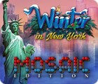 Winter in New York Mosaic Edition игра