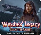 Witches' Legacy: Rise of the Ancient Collector's Edition игра