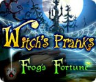 Witch's Pranks: Frog's Fortune игра