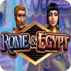 WMS Rome & Egypt Slot Machine игра