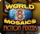 World Mosaics 8: Fiction Fixers игра