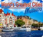 World's Greatest Cities Mosaics 10 игра
