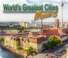 World's Greatest Cities Mosaics 5 игра