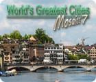 World's Greatest Cities Mosaics 7 игра