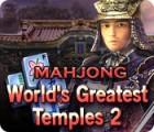 World's Greatest Temples Mahjong 2 игра