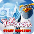 Yeti Quest: Crazy Penguins игра