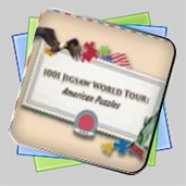 1001 Jigsaw World Tour American Puzzle игра