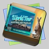 1001 jigsaw world tour australian puzzles игра