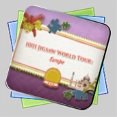 1001 Jigsaw World Tour: Europe игра