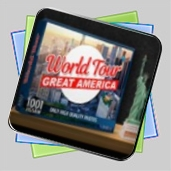 1001 Jigsaw World Tour: Great America игра