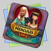 12 Labours of Hercules VIII: How I Met Megara Collector's Edition игра
