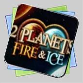 2 Planets Fire & Ice игра