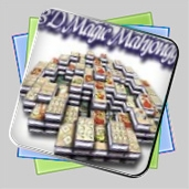 3D Magic Mahjongg игра
