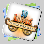 3D Knifflis: The Whole World in 3D! игра
