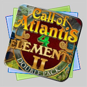 4 Elements II - Call of Atlantis Treasures of Poseidon Double Pack игра