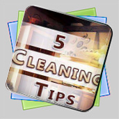 Five Cleaning Tips игра