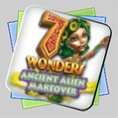7 Wonders: Ancient Alien Makeover игра