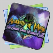 Academy of Magic: The Great Dark Wizard's Curse игра