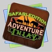 Adventure Inlay: Safari Edition игра