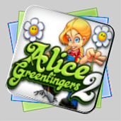 Alice Greenfingers 2 игра