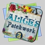 Alice's Patchwork 2 игра