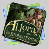 Allora and The Broken Portal игра