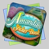 Amanda's Sticker Book игра
