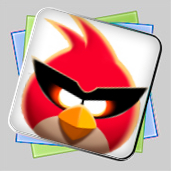 Раскрась Angry Birds Space игра