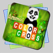 Animal Color Cross игра