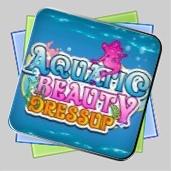 Aquatic Beauty Dressup игра