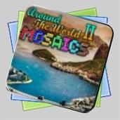 Around the World Mosaics II игра