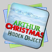Arthur's Christmas. Hidden Objects игра