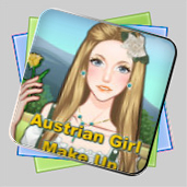 Austrian Girl Make-Up игра