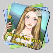 Austrian Girl Make-Up игра