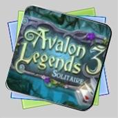 Avalon Legends Solitaire 3 игра