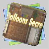 Balloons Secret игра
