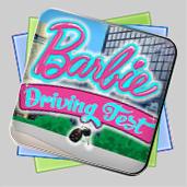 Barbie Driving Test игра