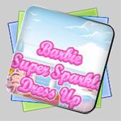 Barbie Super Sparkle DressUp игра