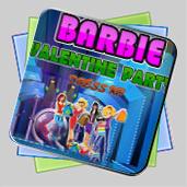 Barbie Valentine Party игра