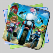 Barnyard: Otis' Chopper Challenge игра