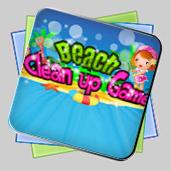 Beach Clean Up Game игра