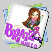 Куклы Bratz: Раскраска игра
